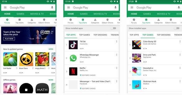 Descarcă aplicații Android gratis pe telefon sau tabletă google play