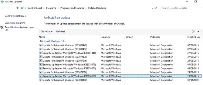 Ecran albastru în Windows 10 rezolvare eroare PC Actualizați driverele