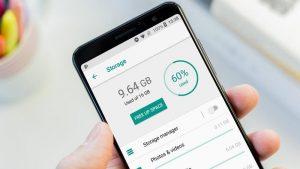 Eliberare spațiu pe telefon sau tabletă Android