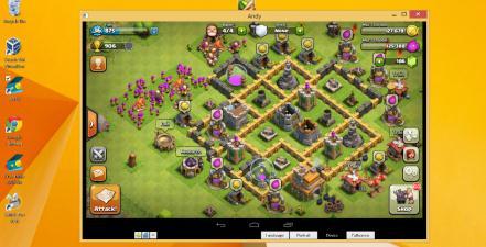 Emulator Android pentru PC cu Windows 10 sau 7 Andy emulatyor pentru jocuri laptop