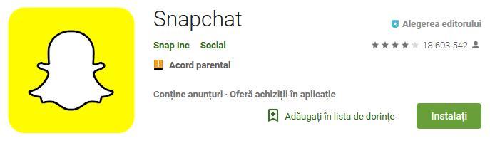 Folosește Snapchat pe calculator sau laptop Instalează Bluestacks