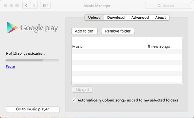 Importă sau transferă muzică din iTunes pe Google Music
