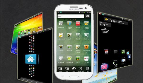 Launchere Android cel mai bun lansator pentru Android