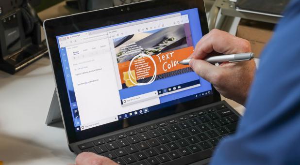 Mărește sau micșorează textul în Windows sau browser