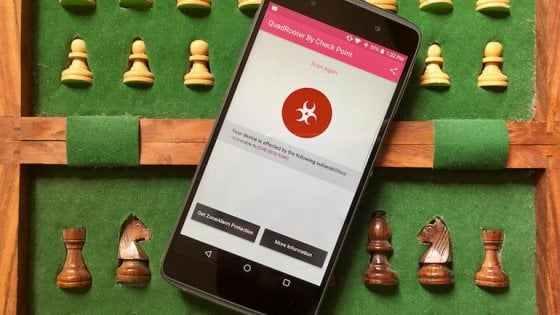 QuadRooter verifică vulnerabilitatea la un telefon Android