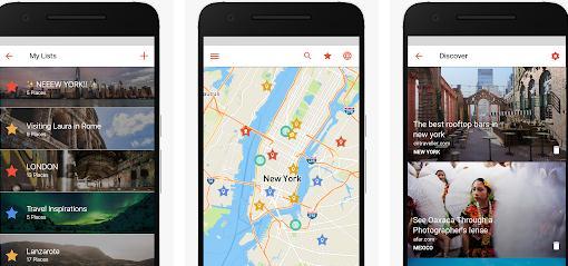 Aplicații GPS pentru telefon City Maps2Go