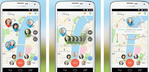 Aplicații de aflat unde se află o persoană Android iPhone Family Locator – GPS Tracker