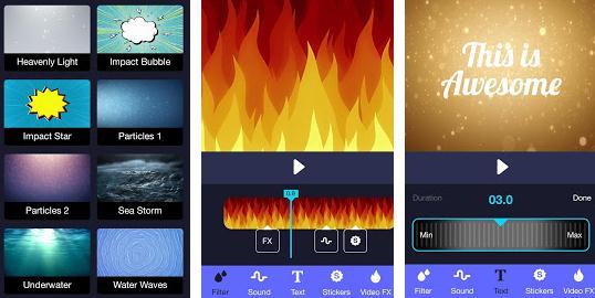 Aplicații de făcut intro-uri pentru Android sau iPhone Intro Maker