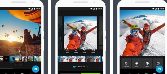 Aplicații de făcut intro-uri pentru Android sau iPhone Quik