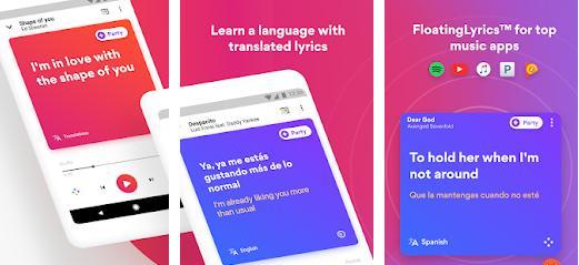 Aplicații de identificat recunoscut melodii Android iPhone MusixMatch