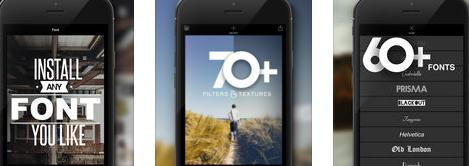 Aplicații de scris pe poze pentru Android sau iPhone After Photo