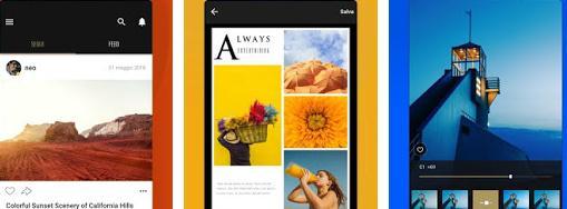 Aplicații de scris pe poze pentru Android sau iPhone Fotor