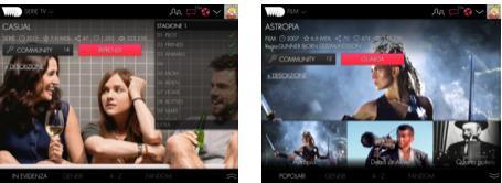 Aplicații de văzut filme online pe Android sau iPhone VVVVID