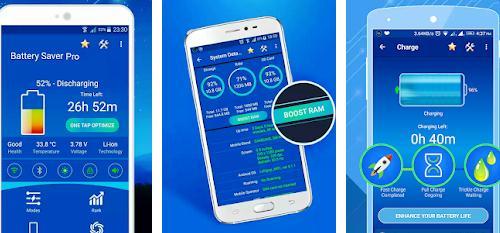 Aplicații pentru economisirea bateriei Android sau iPhone Battery Saver