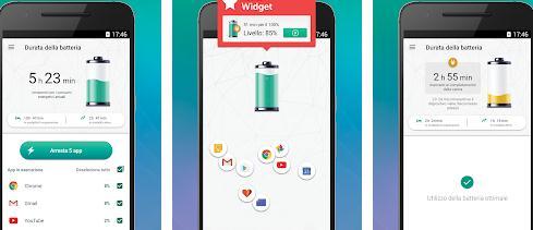 Aplicații pentru economisirea bateriei Android sau iPhone Kapersky Battery Life
