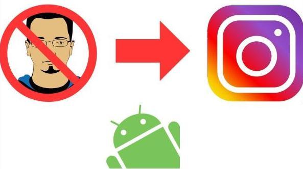 Blocare persoane pe Instagram cum blochezi o persoană