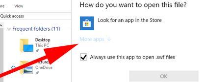Cum poți vizualiza sau deschide fișiere SWF în Internet Explorer fisierul din calculator