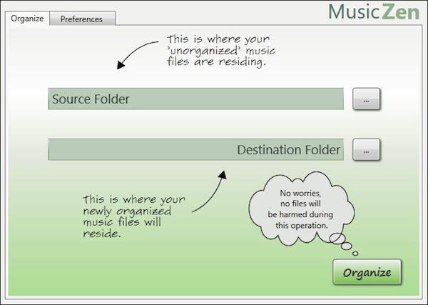 Program de redenumit melodii (muzică) fișiere cu tag ID3