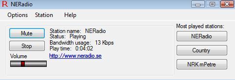 Programe de ascultat și înregistrat posturi radio pe PC Radio Stream Player