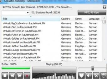 Programe de ascultat și înregistrat posturi radio pe PC Radio Sure