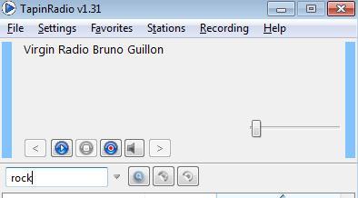 Programe de ascultat și înregistrat posturi radio pe PC TapinRadio