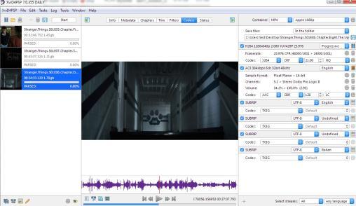 Programe de convertit video pentru Windows sau Mac XviD4PSP