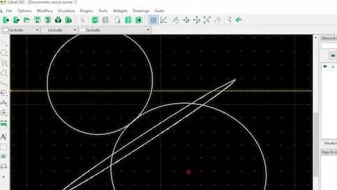 Programe de desenat pe calculator Windows sau Mac LibreCAD