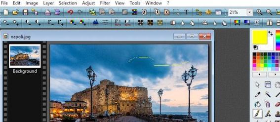 Programe de desenat pe calculator Windows sau Mac Photofiltre