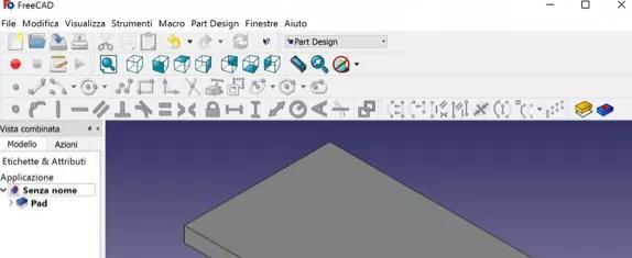 Programe pentru grafică 3D de desenat pe calculator FreeCAD