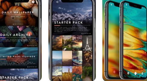 Wallpaper imagini de fundal pentru telefon Androidi Phone Vellum