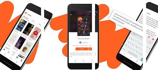 Aplicații de citit cărți pe telefon pentru Android sau iPhone Wattpad