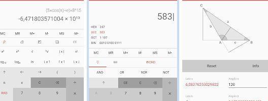 Aplicații de rezolvat exerciții OneMath