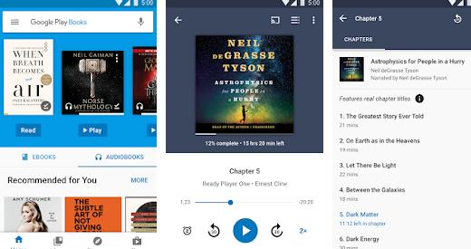 Aplicații pentru descărcat cărți Android sau iPhone Cărţi Google Play