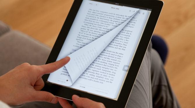 Aplicații pentru descărcat cărți Android sau iPhone