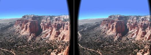 Aplicații pentru realitate virtuală VR Google Cardboard