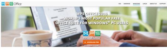 Cele mai bune programe pentru Windows 10 WPS Office