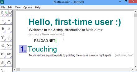 Programe de rezolvat ecuații și exerciții la matematică Math-o-mir