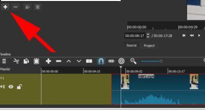 rotirea la video filtre