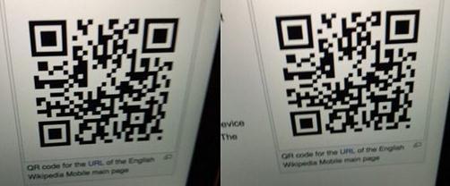 Aplicație de scanare coduri iPhone