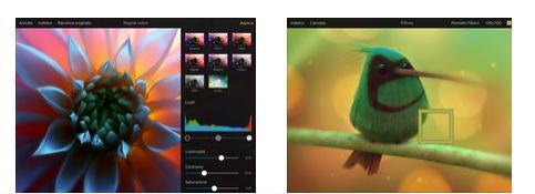 Aplicație de slăbit poze pentru iPhone Pixelmator