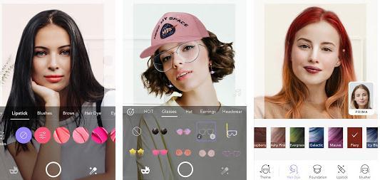 Aplicație pentru înfrumusețare poze MakeupPlus