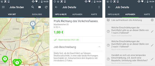 Aplicații de făcut bani online pe Android sau iPhone AppJobber