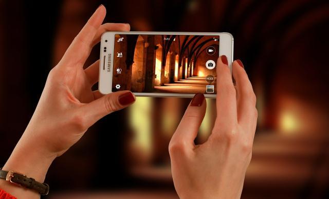 Aplicații de făcut poze mai mici pentru Android sau iPhone