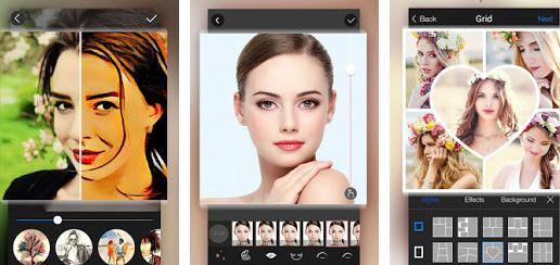 Aplicații de modificat fața FotoRus
