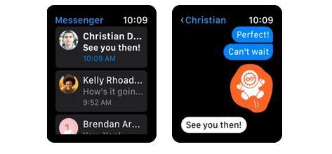 Aplicații pentru Apple Watch Internet