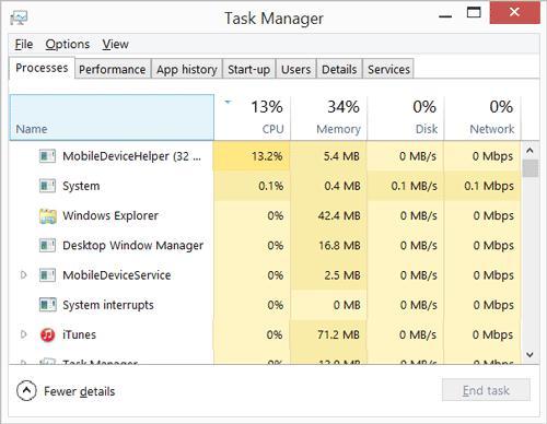 Ce faci dacă iTunes consumă multe resurse CPU pe PC sau laptop