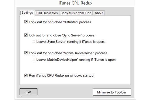 Ce faci dacă iTunes consumă multe resurse CPU