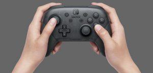 Conectare controller Switch Pro la telefon sau tabletă