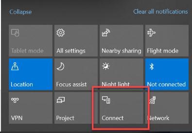 Cum activezi Miracast în Windows 10