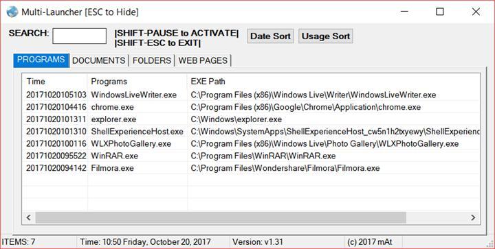 Cum vezi ce fișiere sau site-uri au fost accesate pe PC
